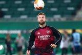 Mikel Arteta enggan melepas Shkordan Mustafi di bursa transfer Januari