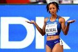 Langgar aturan doping, peraih emas lari gawang Olimpiade diskors