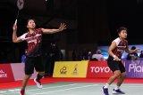 Greysia/Apriyani juara Thailand Open 2021