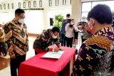 Panahan Moetar resmi menjabat Sekda Bartim