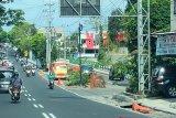 Dishub Yogyakarta lakukan kanalisasi sebelum Jembatan GL Zoo dipergunakan