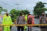 Jalan Trans Kalimantan yang putus sudah bisa dilewati