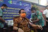 Pemkot Mataram mencanangkan pelaksanaan vaksinasi COVID-19