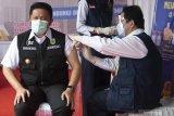 Gubernur Herman Deru pastikan vaksin COVID-19 aman bagi tubuh, warga jangan ragu divaksin
