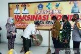 Vaksinasi Diluncurkan, Ketua DPRD Kendari Ajak Warga Dukung Vaksin COVID-19