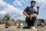 Penyerang sayap PSS Sleman minta Liga 1 2020 lebih baik dianggap selesai