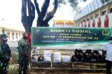 Pendam XVII/Cenderawasih gelar syukuran HUT Penerangan TNI AD