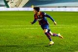 Riqui Puig mengaku ajukan diri jadi penendang pertama Barca