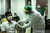 Wamenkes: Belum ada sanksi bagi yang menolak vaksin