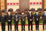 Tiga anggota DPRD Sulawesi Utara Pengganti Antar Waktu dilantik