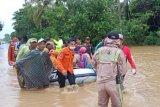 BNPB:Sebanyak 21.990 jiwa terdampak banjir di Kalsel