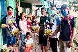 Persepun berikan bantuan kepada korban kebakaran di Palangka Raya