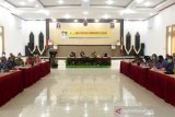 Pemkab Lamandau evaluasi pelaksanaan pembangunan 2020