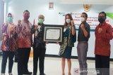 Rumah sakit ini dinobatkan sebagai PLKK terbaik se-Kalimantan