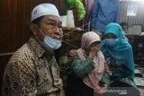 Keluarga Korban Pesawat Sriwijaya Terima Santunan Jasa Raharja