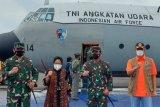 BNPB: Protokol kesehatan tetap diterapkan di pengungsian