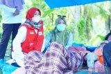 PMI bantu rawat korban gempa Majene Sulbar yang alami luka