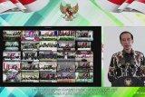 Presiden Jokowi: Indonesia alami beragam cobaan masuki 2021