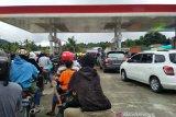 Pertamina MOR VII jamin penyaluran BBM-LPG normal pasca gempa Mamuju