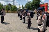 Brimob Polda Sulsel kerahkan pasukan bantu pemulihan pascagempa Sulbar