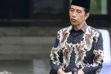 Presiden Joko Widodo sampaikan belasungkawa atas gempa di Sulawesi Barat