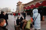 China daratan laporkan 103 kasus baru COVID-19