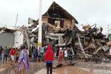 Mengenal Sesar Naik Mamuju-Majene, penyebab gempa