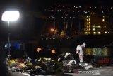 RS Polri terima 325 kantong jenazah hingga pencarian dihentikan