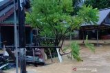 Banjir meluas di wilayah Hulu Sungai Tengah, Kalsel