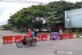 Terminal Wisata Bakalan Krapyak Kudus ditutup total