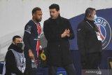 PSG konfirmasi Pochettino positif COVID-19