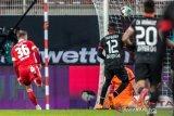 Teuchert antarkan Union tekuk Bayer Leverkusen 1-0