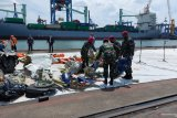 Pencarian Pesawat Sriwijaya Air SJ 182 hari kedelapan fokus jenazah dan CVR