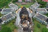 Dampak gempa bumi di Mamuju