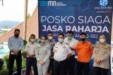 Jasa Raharja Lampung salurkan santunan pada satu keluarga korban SJ-182
