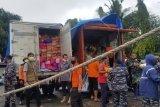 Wagub Sulsel bersama gabungan organisasi salurkan bantuan ke Sulbar