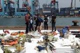 KNKT mengungkap temuan awal perawatan pesawat Sriwijaya Air SJ 182