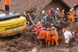 SAR rilis identitas 25 korban tewas longsor Sumedang