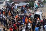 Korban meninggal dunia akibat gempa Sulbar sebanyak 46 jiwa
