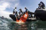 Sepekan, Sriwijaya SJ-182 jatuh sampai banjir di Kalimantan Selatan