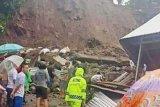 Guru SMA jadi korban tanah longsor di Manado