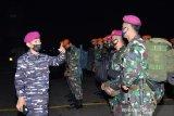 Satgas TNI-AD akhiri tugas kemanusiaan dalam bantu bencana banjir di Kalsel