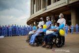 Brazil catat penambahan sebanyak 69.198 kasus dan 1.151 kematian COVID