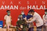 Vaksin COVID-19 tahap II Riau mulai didistribusikan ke tiga kabupaten
