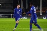 Liga Inggris - Gol tunggal Mason Mount antar Chelsea menang atas 10 pemain Fulham