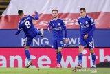 Liga Inggris - Leicester naik ke posisi kedua klasemen selepas bungkam Southampton 2-0