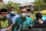 Wali Kota Kendari meminta warga tetap taat protokol kesehatan