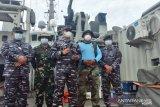 Pencarian Pesawat Sriwijaya hari kesembilan terkendala jarak pandang dan arus