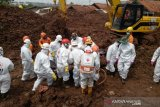 32 orang tewas akibat longsor Sumedang