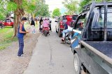 Relawan Kapuas galang bantuan untuk korban banjir Kalsel